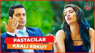 Zengin Erkut ve Karısı Mavi Kafa - Afili Aşk 18. Bölüm