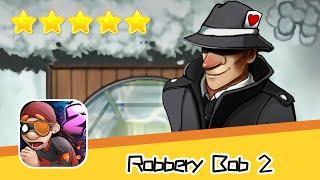 Robbery Bob 2 Pilfer Peak 11 Walkthrough Secret Agent Suit Recommend index five stars
