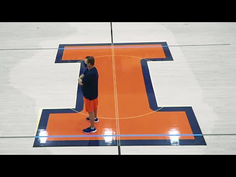 Illini Basketball | Summer Workout #1