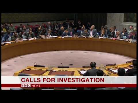2018 April 15 BBC One minute World News