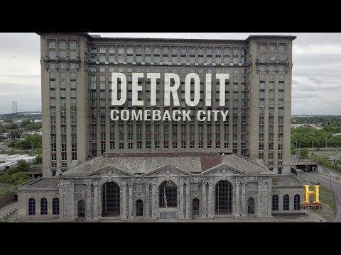 History's Detroit: Comeback City - Final Trailer