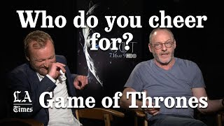 Who Do You Cheer For When You Watch Game Of Thrones? | Los Angeles Times