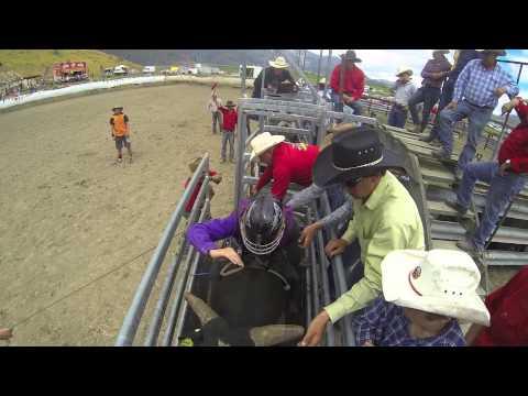 Open BullRiding NZ Omarama