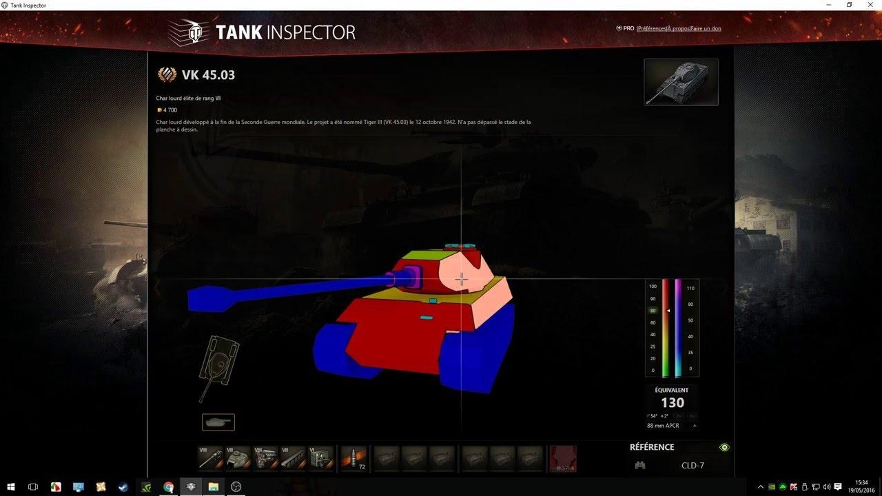 (Tank Inspector) Les chars premium secrets de WOT