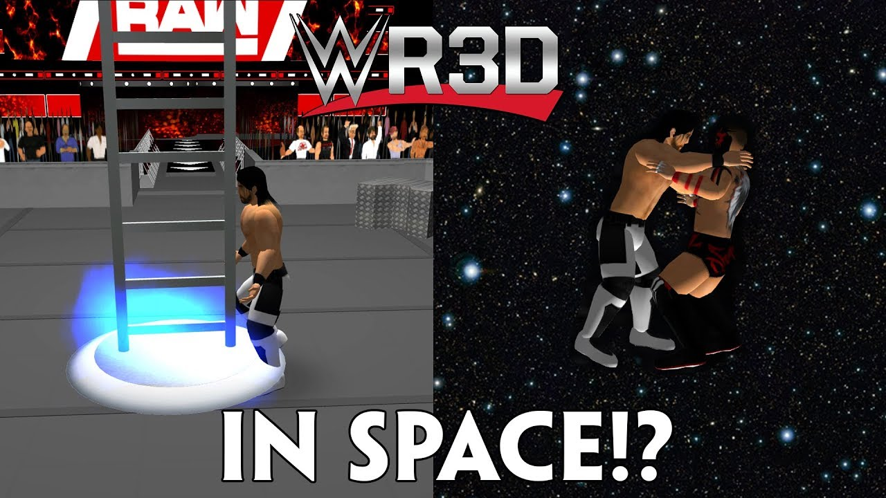 WR3D in Space!?