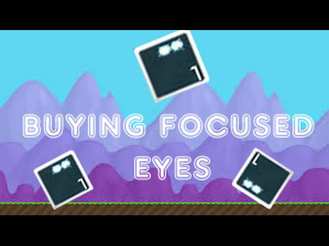 Growtopia | Buying Focused Eyes - YouTube