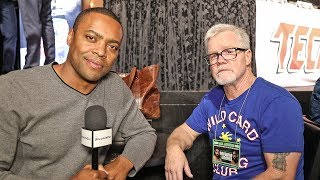 Freddie Roach REACTION to PARKINSON JOKES by Adrien Broner!  | vs. Manny Pacquiao