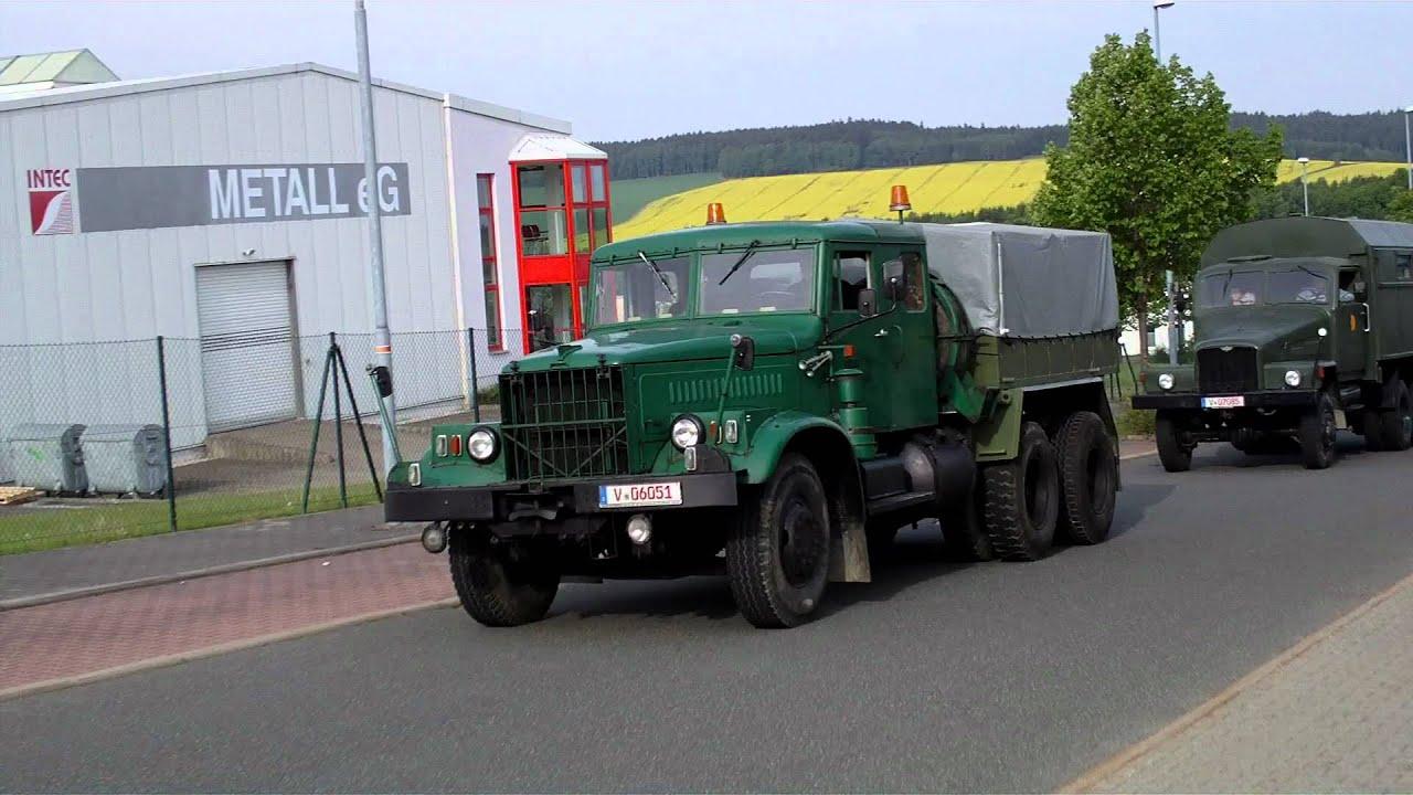 KrAz Lkw, IFA G5,IFA W50 Lkw/Truck