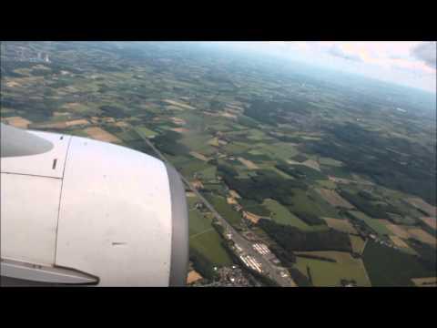 Ryanair B737-800 EI-DWE London Stansted (STN) - Dortmund (DTM)
