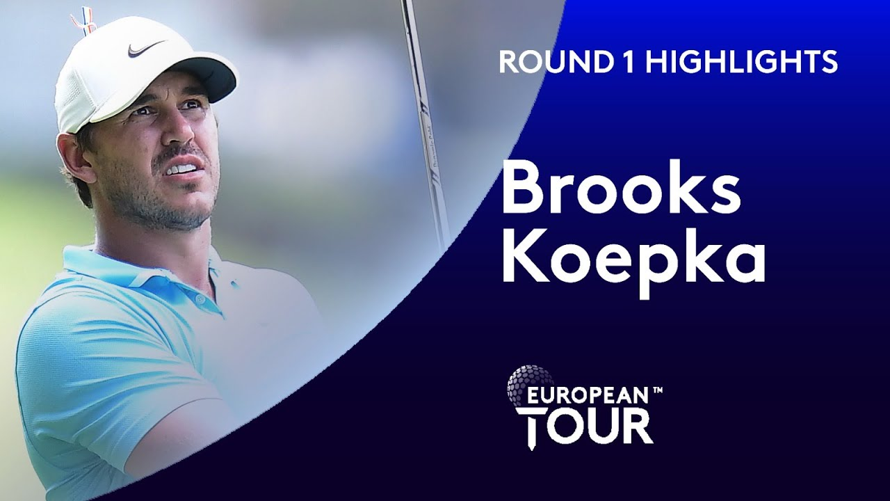 Brooks Koepka leads after opening 62 | 2020 WGC-FedEx St. Jude Invitational