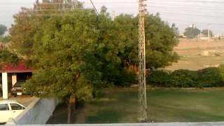 Stay at Sindh Regimental Center Hyderabad.