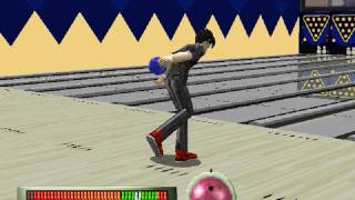 Family Bowling (ファミリーボウリング, PS1) - 211 game