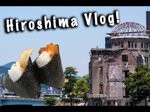 Welcome To Hiroshima | Bomb Dome, Museum And Onigiri Nitaya