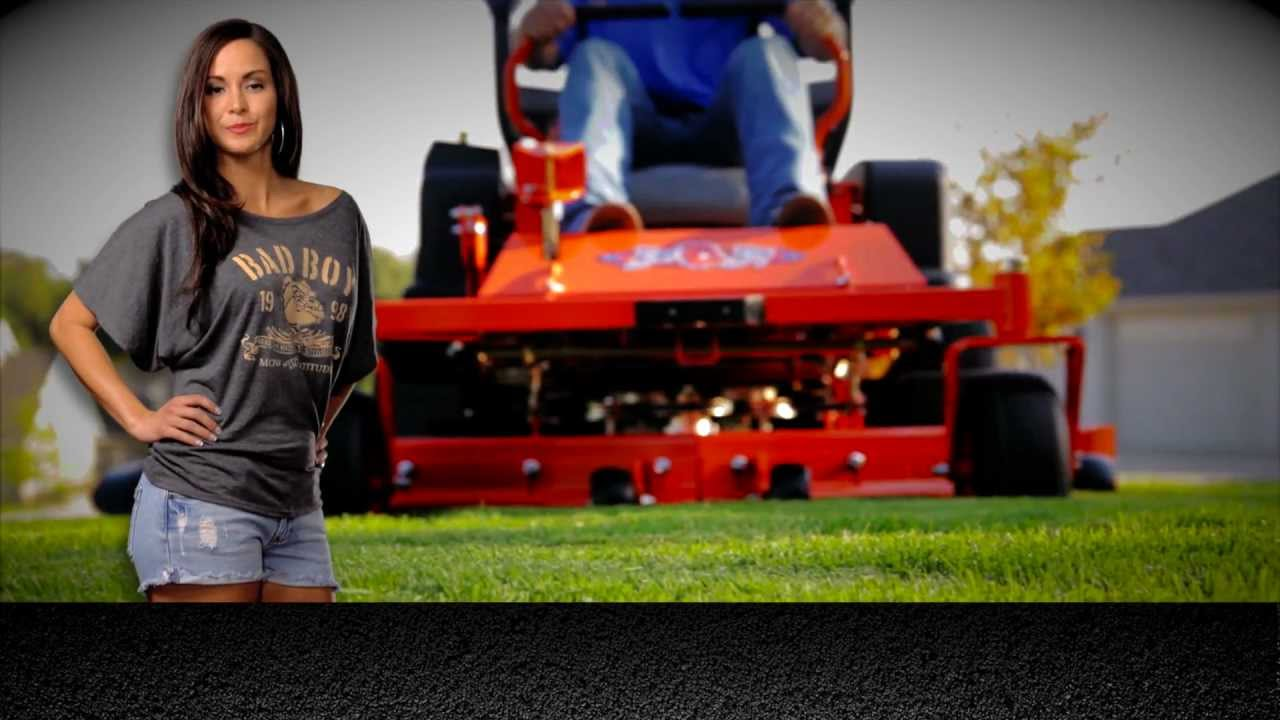 Bad Boy Mowers Value Commercial - Youtube-9571