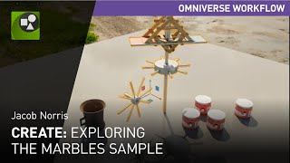 NVIDIA Omniverse #CreateWithMarbles Contest Tutorial