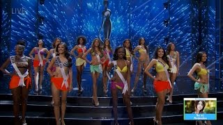Miss Universe Final 9 Contestants Revealed | LIVE 1-29-17