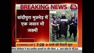 India 360: Indian Army Guns Down Lashkar Commander Ayub In Pulwama