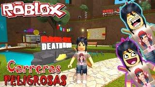 LAS CARRERAS DE LA MUERTE !! ROBLOX : TOD RUN / / SULIIN18YT roblox