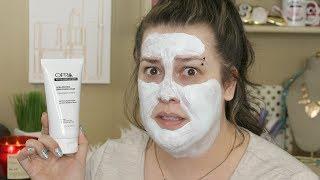 Mask Madness| Nikki Tutorials Fave Ofra Mask (Peptide Brightening Mask)