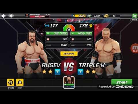 Download wwe mayhem rusev gameplay