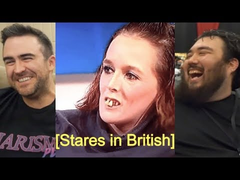 *Stares in British* Meme 🧐 - Jeremey Kyle Show - React Couch