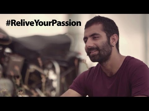 Journey Back In Time - #ReliveYourPassion