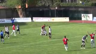 Mezzolara-Fidenza  1-0 Serie D