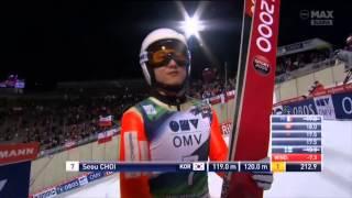 Download Video Choi Seou Korean Ski Jumping World Cup 2015 Oslo MP3 3GP MP4