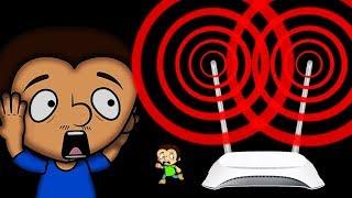 Какое излучение нас убивает? Телефон, Wi-fi или микроволновка?