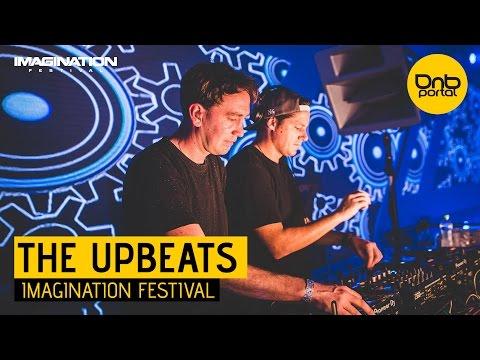 The Upbeats - Imagination Festival 2016 [DnBPortal.com]