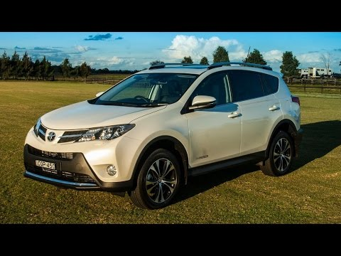 2014 Toyota RAV4 FWD 4dr LE Natl Specs And Features