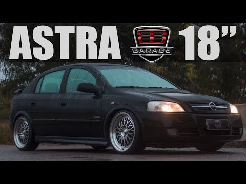BB Garage | Chevrolet Astra | Aro 18""