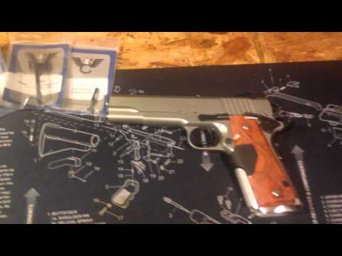 1911 Sear Spring Adjustment And Replacement Re Duex Doovi