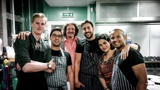 The Food Chain's Annual Dinner with Jay Rayner, Bold Spirits, Boutinot Wines, Juma Kitchen & Oekse