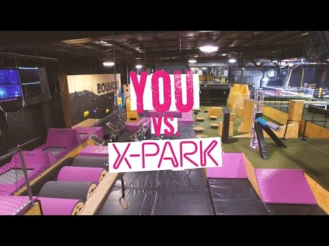 YOU Vs X-PARK: Episode 1 - @My_Gym_Dad take on the X-Park