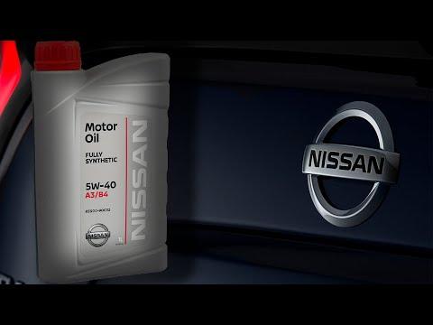 NISSAN 5w40 A3/B4 (отработка 5734 км.)