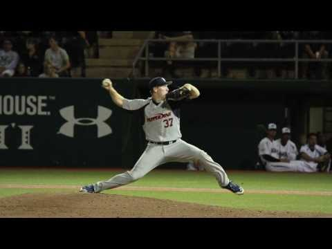 University of Hawaii Baseball Team: Day in the Life Series