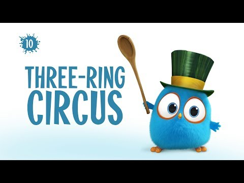 Angry Birds Blues | Three-Ring Circus - S1 Ep10