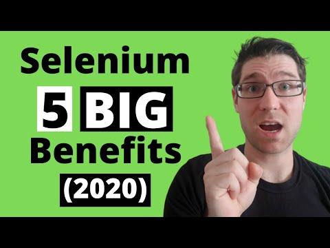 Selenium Supplements (5 Big Benefits) 2020