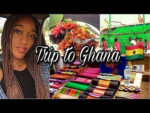 LIBERIA VLOGMAS - TRIP TO GHANA