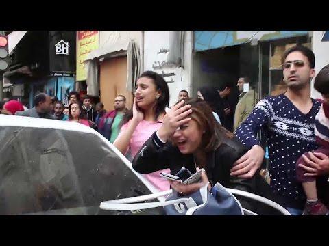Deadly blast hits church in Egypt's Alexandria