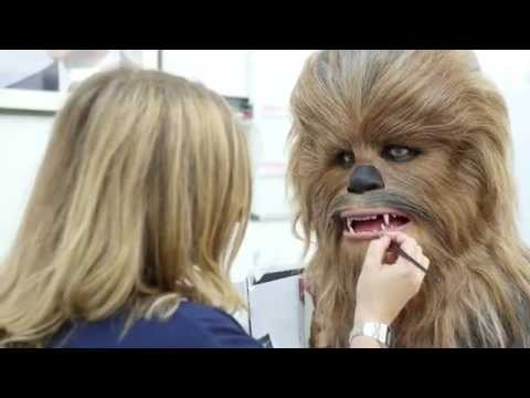 The making of Star Wars at Madame Tussauds London