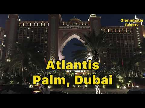 Atlantis, The Palm Dubai | Located in Palm Jumeirah | Tourist Attraction in Dubai