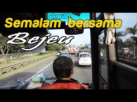 "[VLOG] Trip report Jakarta—Semarang by Bejeu B46 ""The Doctor"""