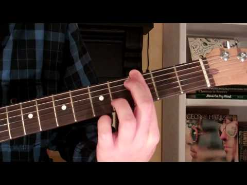 Video - How To Play the Gm9 Chord On Guitar (G minor ninth) 9th