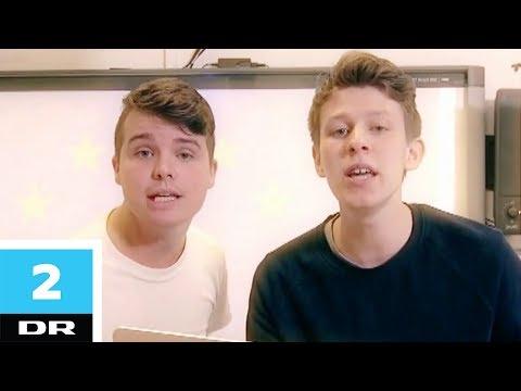 Ugen plus det løse X Mika & Tobias: EU-sangen | DR2