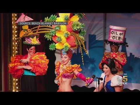 Iconic S.F. Music Revue 'Beach Blanket Babylon' Nears Final Curtain