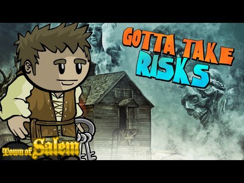 GOTTA TAKE RISKS | Town of Salem Coven Ranked Practice