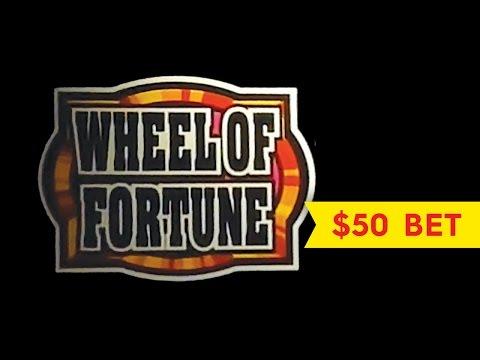 Wheel of Fortune Slot - Jackpot Handpay!