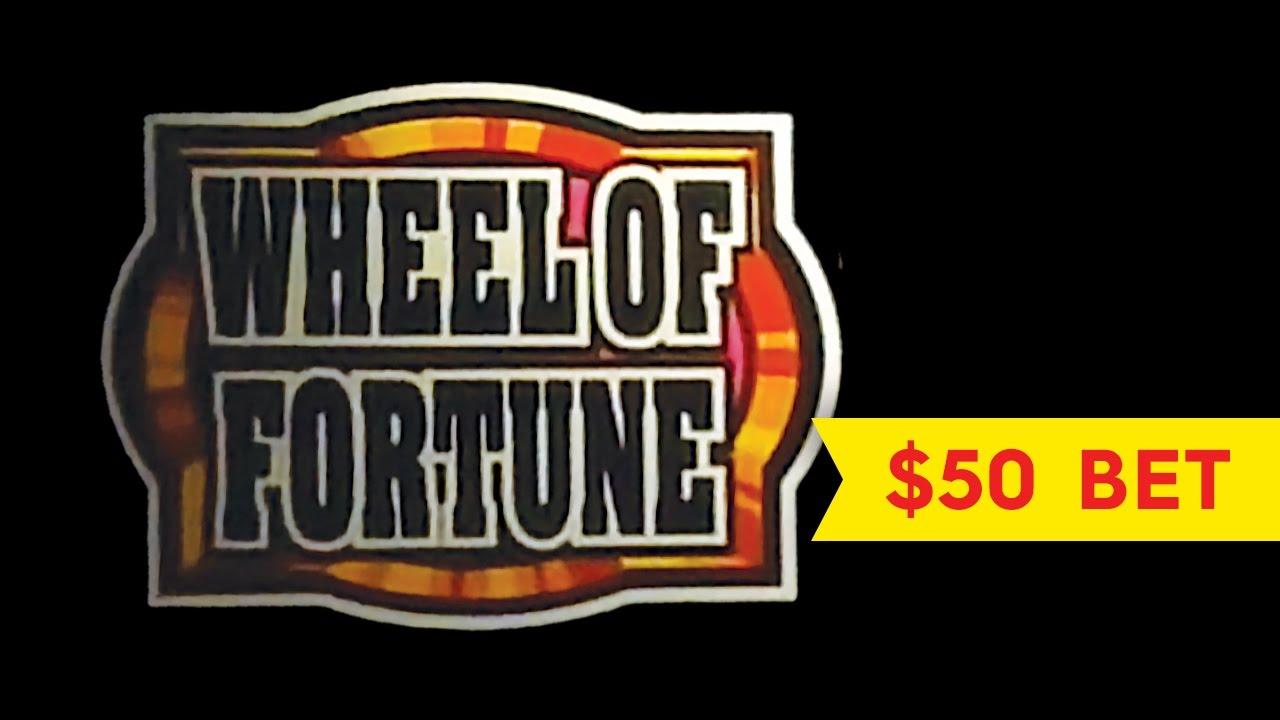 wheel of fortune slot machine jackpot